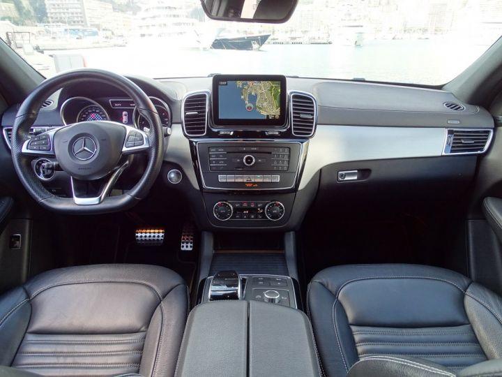 Mercedes GLE Coupé 350 D 4-MATIC SPORTLINE PACK AMG 258 CV - MONACO BLANC POLAIRE - 8
