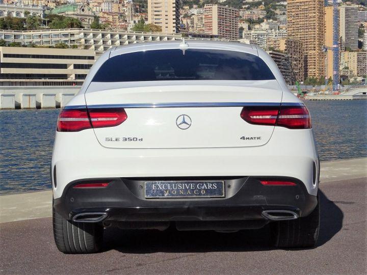 Mercedes GLE Coupé 350 D 4-MATIC SPORTLINE PACK AMG 258 CV - MONACO BLANC POLAIRE - 15