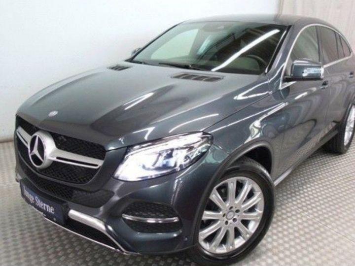 Mercedes GLE Coupé 350 d 4M Coupé (07/2016) gris métal - 1