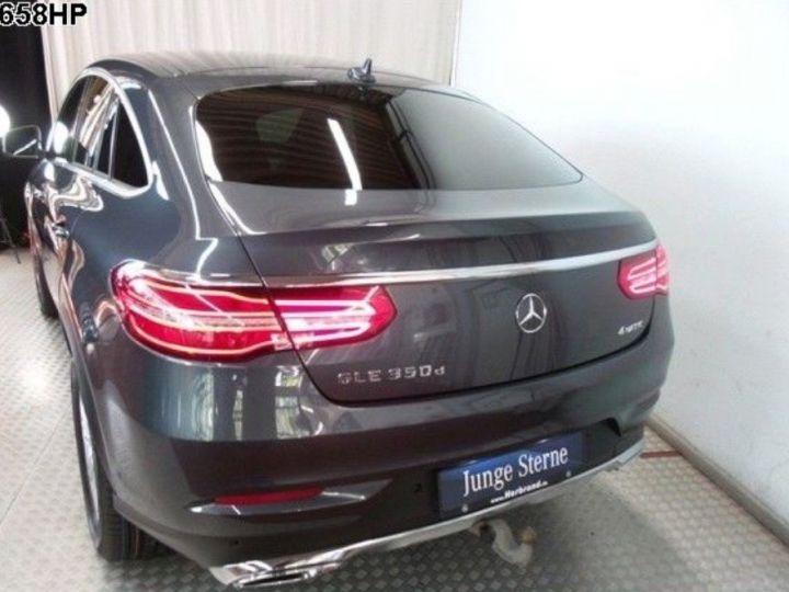 Mercedes GLE Coupé 350 d 4M Coupé (07/2016) gris métal - 3