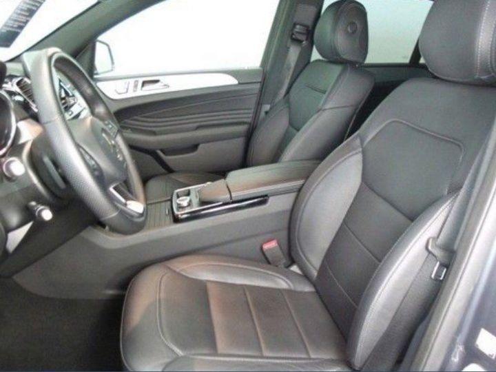 Mercedes GLE Coupé 350 d 4M Coupé (07/2016) gris métal - 7