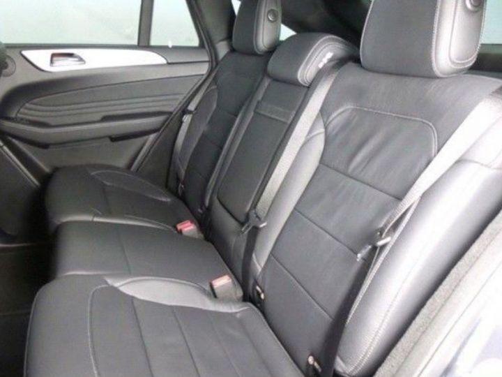 Mercedes GLE Coupé 350 d 4M Coupé (07/2016) gris métal - 9
