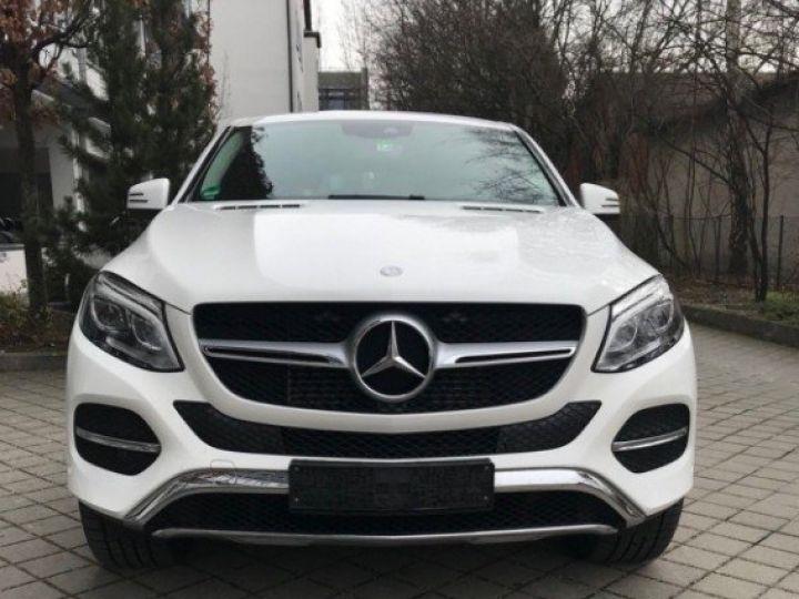 Mercedes GLE Coupé 350 d 4Matic 10/2015 blanc POLARWEISS - 3