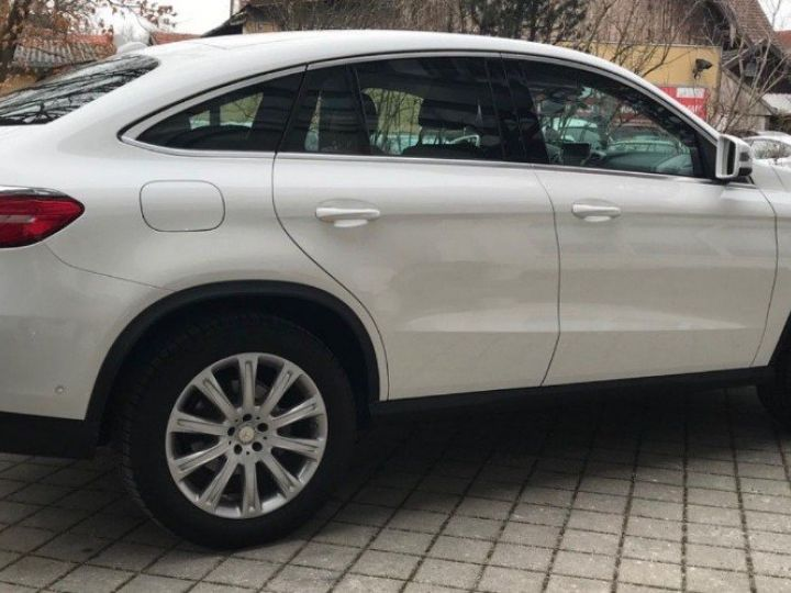 Mercedes GLE Coupé 350 d 4Matic 10/2015 blanc POLARWEISS - 5