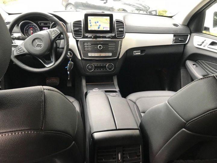 Mercedes GLE Coupé 350 d 4Matic 10/2015 blanc POLARWEISS - 13