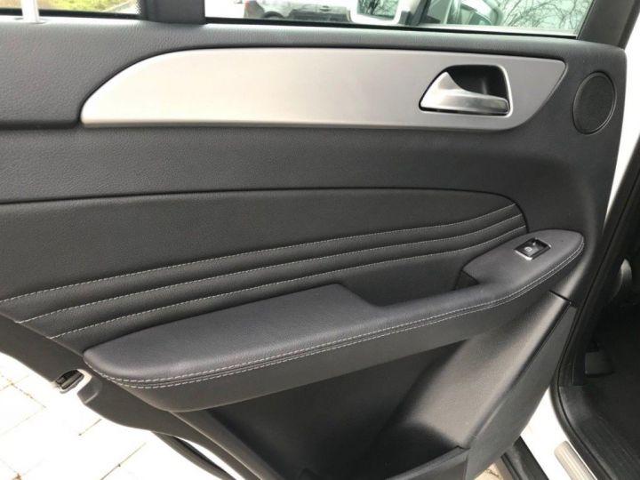 Mercedes GLE Coupé 350 d 4Matic 10/2015 blanc POLARWEISS - 14