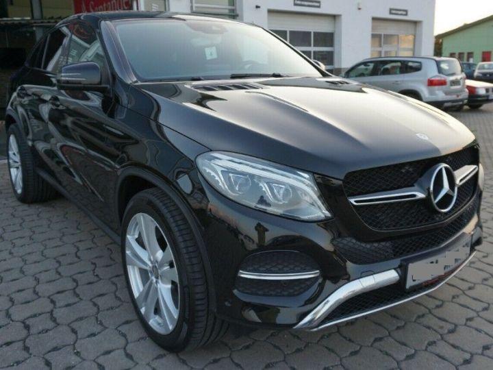Mercedes GLE Coupé 350 d 4Matic / Toit panoramique/ 09/2015 noir métal - 1