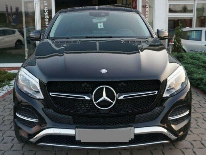 Mercedes GLE Coupé 350 d 4Matic / Toit panoramique/ 09/2015 noir métal - 2