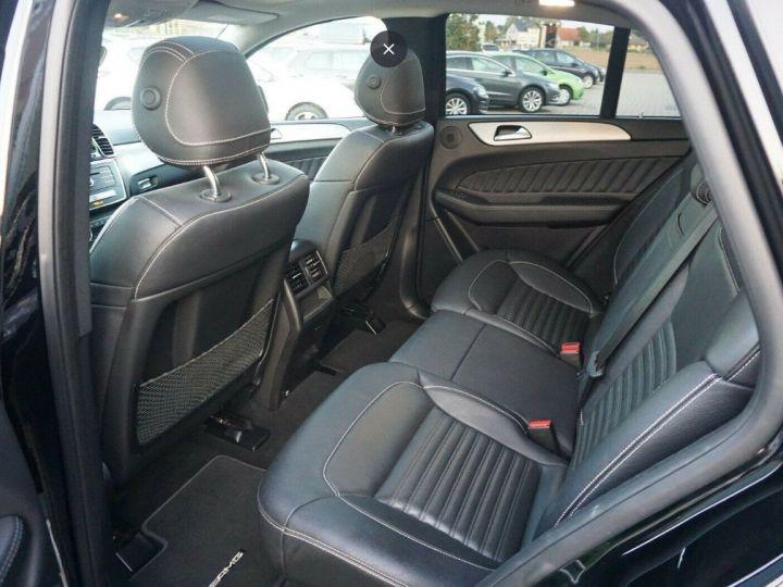 Mercedes GLE Coupé 350 d 4Matic / Toit panoramique/ 09/2015 noir métal - 9