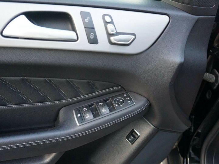 Mercedes GLE Coupé 350 d 4Matic / Toit panoramique/ 09/2015 noir métal - 11
