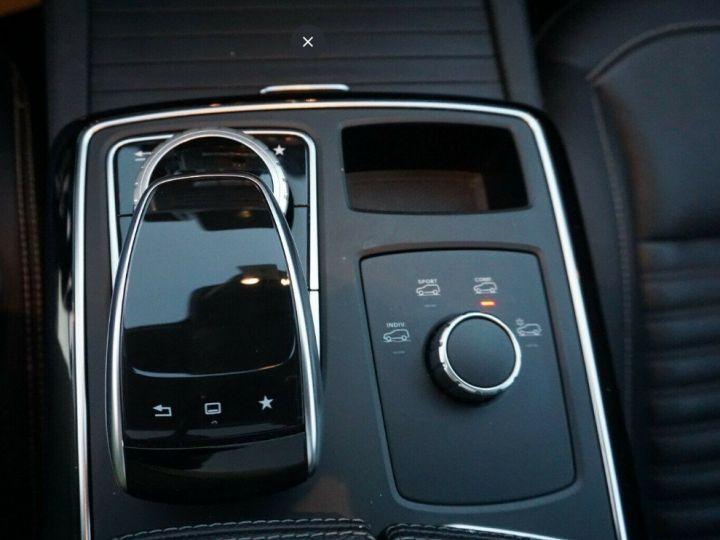 Mercedes GLE Coupé 350 d 4Matic / Toit panoramique/ 09/2015 noir métal - 13