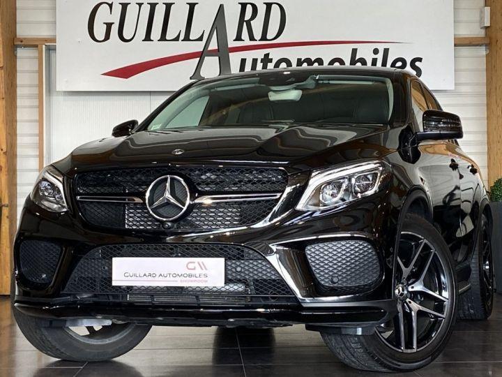 Mercedes GLE Coupé 350 D FASCINATION 258ch 4MATIC 9G-TRONIC NOIR - 1