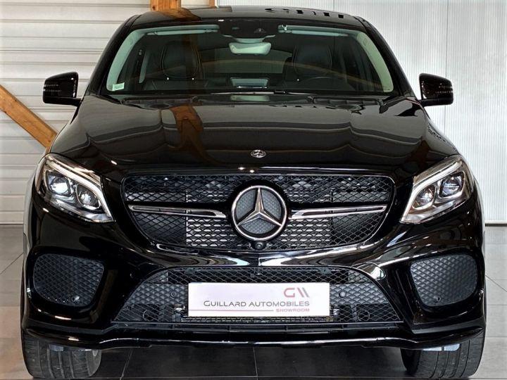 Mercedes GLE Coupé 350 D FASCINATION 258ch 4MATIC 9G-TRONIC NOIR - 2