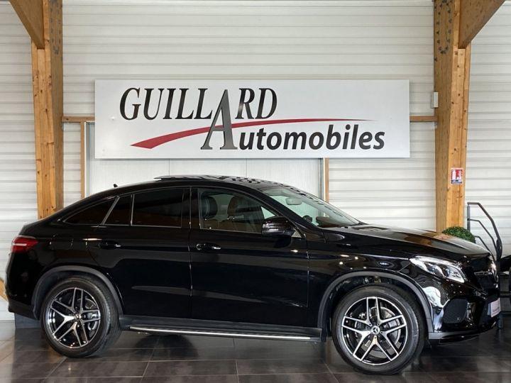 Mercedes GLE Coupé 350 D FASCINATION 258ch 4MATIC 9G-TRONIC NOIR - 3