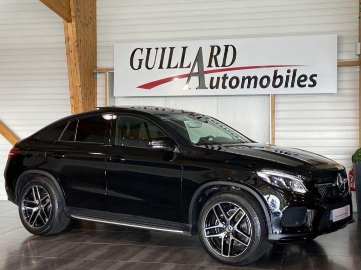 Mercedes GLE Coupé 350 D FASCINATION 258ch 4MATIC 9G-TRONIC NOIR - 4
