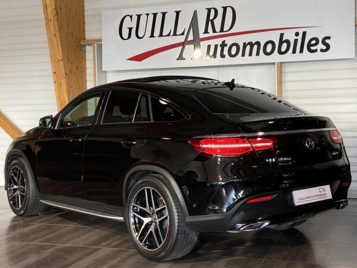 Mercedes GLE Coupé 350 D FASCINATION 258ch 4MATIC 9G-TRONIC NOIR - 7