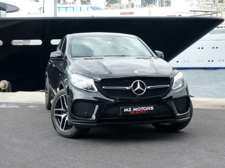 Mercedes GLE Coupé 43 AMG Noir Métal Vendu - 6