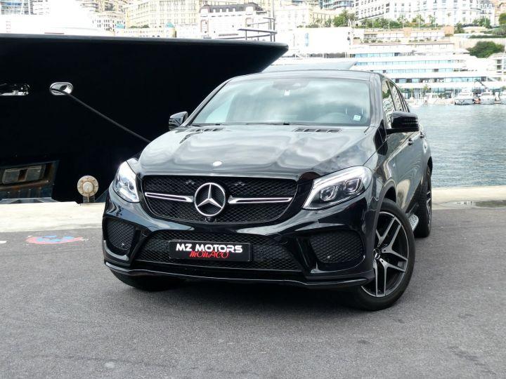 Mercedes GLE Coupé 43 AMG Noir Métal Vendu - 3