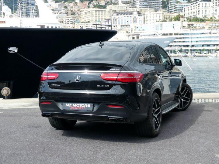 Mercedes GLE Coupé 43 AMG Noir Métal Vendu - 13