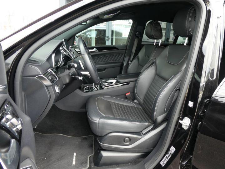 Mercedes GLE Coupé 43 AMG Noir Métal Vendu - 14