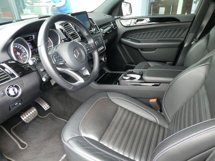 Mercedes GLE Coupé 43 AMG Noir Métal Vendu - 17