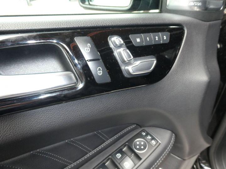 Mercedes GLE Coupé 43 AMG Noir Métal Vendu - 19