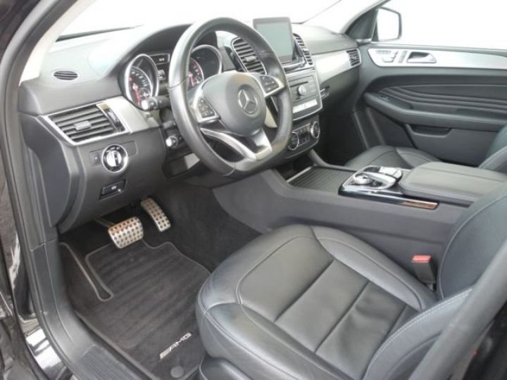 Mercedes GLE Coupé 450 AMG 4 MATIC 9G NOIR  Occasion - 9