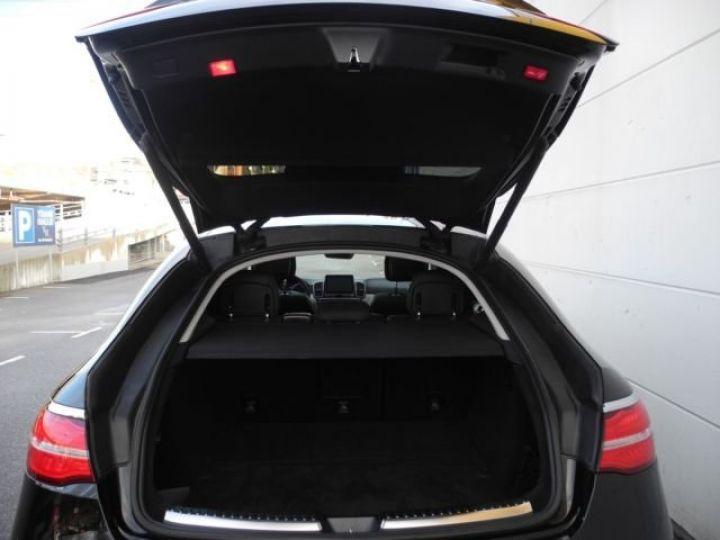 Mercedes GLE Coupé 450 AMG 4 MATIC 9G NOIR  Occasion - 11