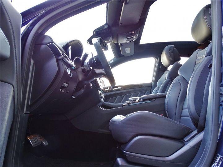 Mercedes GLE Coupé 63 AMG S 4-MATIC 585 CV Bleu métal - 6