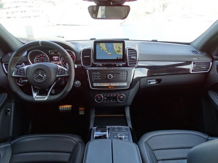 Mercedes GLE Coupé 63 AMG S 4-MATIC 585 CV Bleu métal - 8