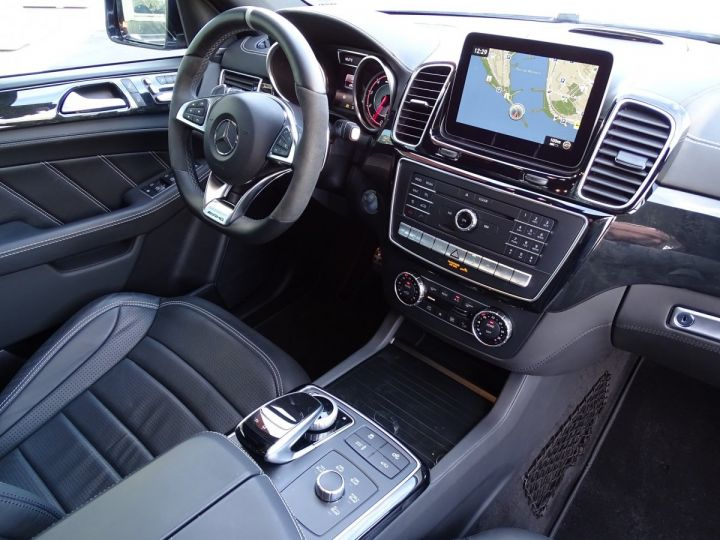 Mercedes GLE Coupé 63 AMG S 4-MATIC 585 CV Bleu métal - 9