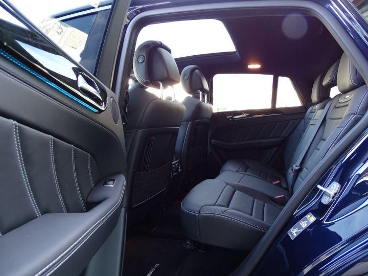 Mercedes GLE Coupé 63 AMG S 4-MATIC 585 CV Bleu métal - 10