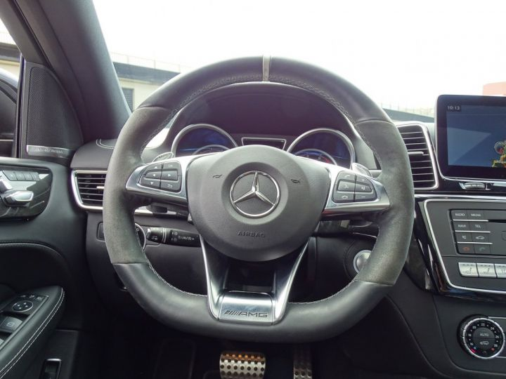 Mercedes GLE Coupé 63 AMG S COUPE 4-MATIC 585 CV BLACK EDITION Noir métal (Obsidienne) - 12