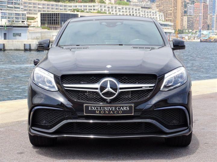 Mercedes GLE Coupé 63 AMG S COUPE 4-MATIC 585 CV BLACK EDITION Noir métal (Obsidienne) - 2