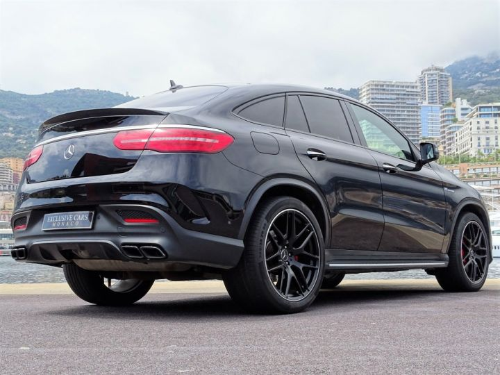 Mercedes GLE Coupé 63 AMG S COUPE 4-MATIC 585 CV BLACK EDITION Noir métal (Obsidienne) - 5