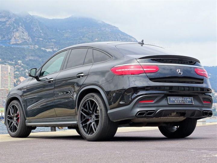 Mercedes GLE Coupé 63 AMG S COUPE 4-MATIC 585 CV BLACK EDITION Noir métal (Obsidienne) - 6