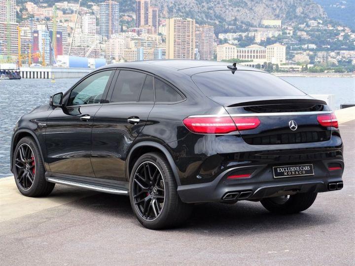 Mercedes GLE Coupé 63 AMG S COUPE 4-MATIC 585 CV BLACK EDITION Noir métal (Obsidienne) - 20
