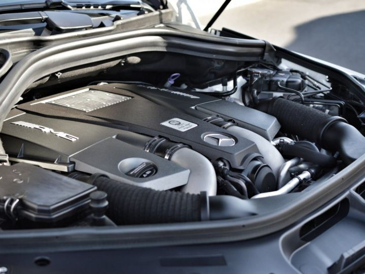 Mercedes GLE Coupé 63S AMG COUPE DCT 7G TRONIC 5.5l V8 585ch 4MATIC Blanc Nacre Designo - 20