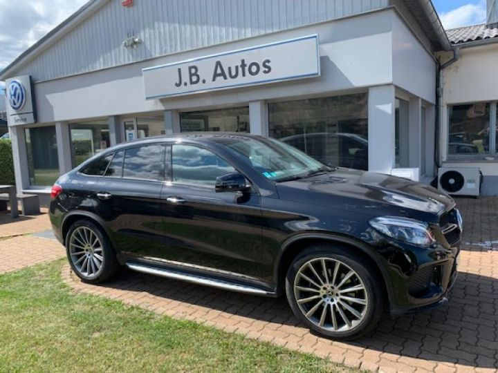 Mercedes GLE Coupé COUPE 350d 4m FASCINATION  - 1