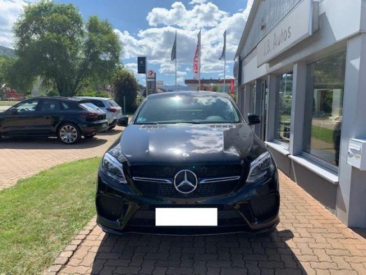 Mercedes GLE Coupé COUPE 350d 4m FASCINATION  - 11