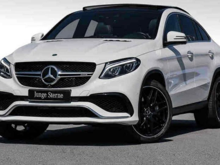 Mercedes GLE Coupé Coupe 63 AMG 557ch 4Matic 7G BLANC - 1