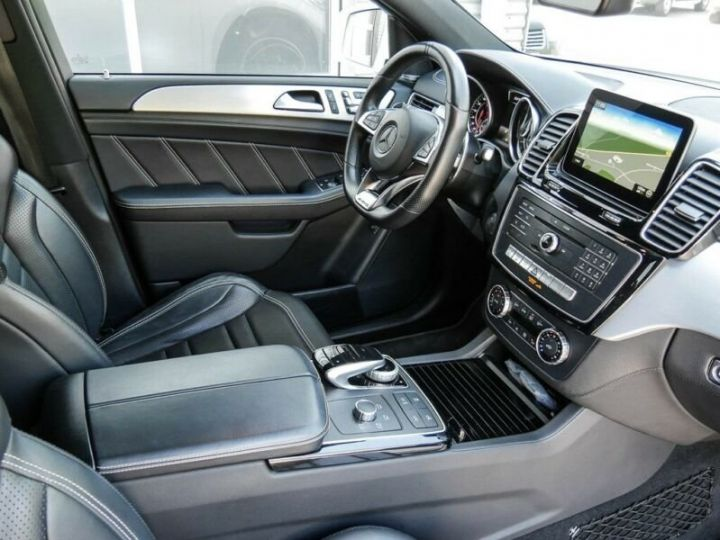Mercedes GLE Coupé Coupe 63 AMG 557ch 4Matic 7G BLANC - 3