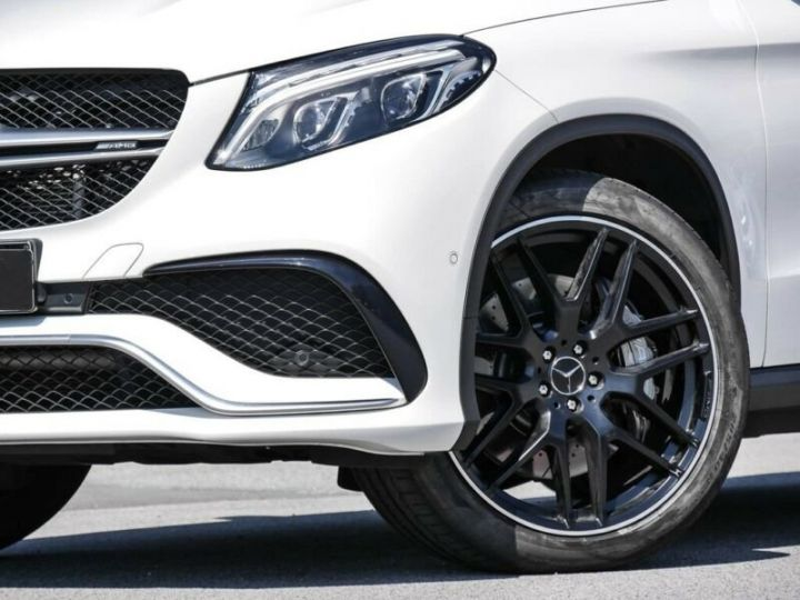 Mercedes GLE Coupé Coupe 63 AMG 557ch 4Matic 7G BLANC - 6