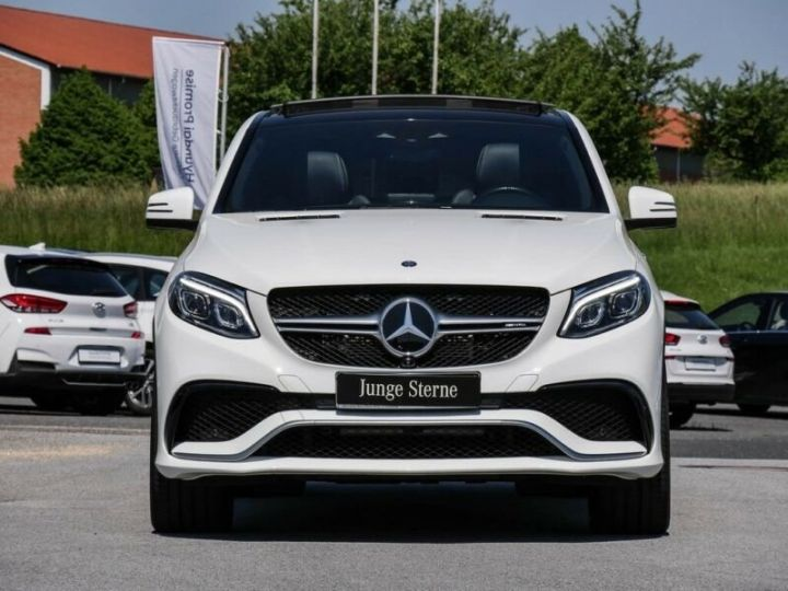 Mercedes GLE Coupé Coupe 63 AMG 557ch 4Matic 7G BLANC - 11
