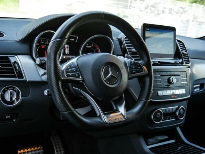 Mercedes GLE Coupé Coupe 63 AMG 557ch 4Matic 7G BLANC - 15