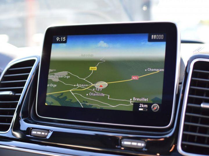 Mercedes GLE Coupé RARE MERCEDES GLE 63S AMG COUPE DCT 7G TRONIC 5.5l V8 585ch 4MATIC FULL ATTELAGE DESIGNO ECHAP. SPORT 1ERE MAIN BLANC NACRE DESIGNO - 9
