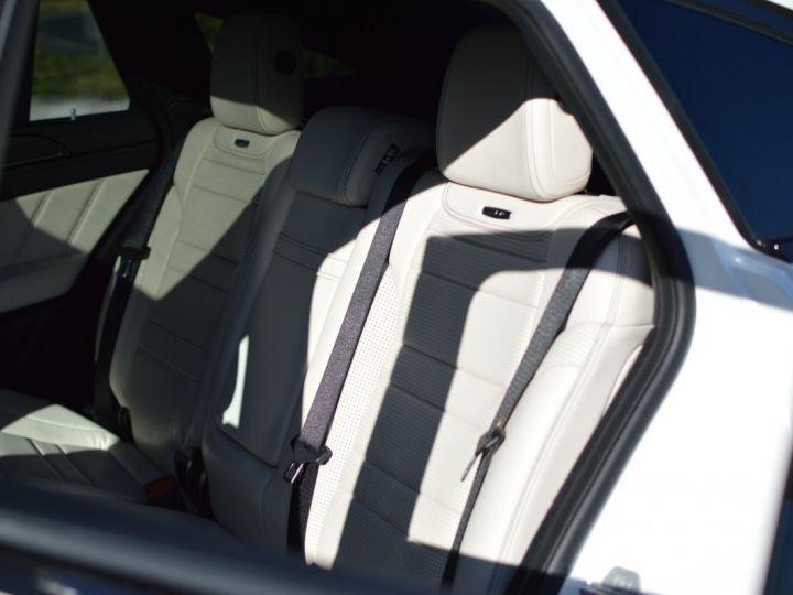 Mercedes GLE Coupé RARE MERCEDES GLE 63S AMG COUPE DCT 7G TRONIC 5.5l V8 585ch 4MATIC FULL ATTELAGE DESIGNO ECHAP. SPORT 1ERE MAIN BLANC NACRE DESIGNO - 15