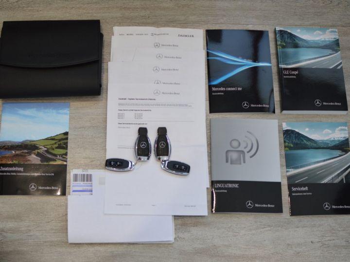Mercedes GLE Coupé RARE MERCEDES GLE 63S AMG COUPE DCT 7G TRONIC 5.5l V8 585ch 4MATIC FULL ATTELAGE DESIGNO ECHAP. SPORT 1ERE MAIN BLANC NACRE DESIGNO - 21