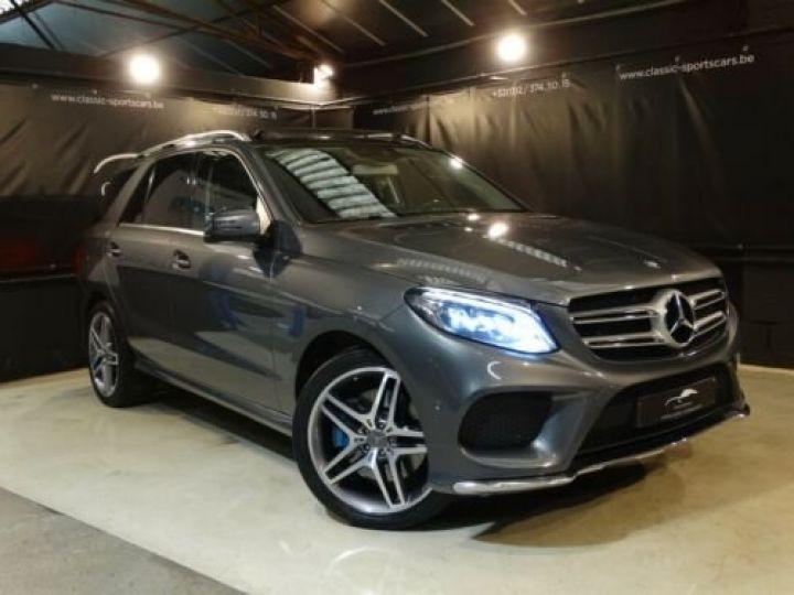 Mercedes GLE e 4MATIC PACK AMG HYBRID / GPS / PHARE LASER / GARANTIE 12 MOIS Gris métallisée  - 1