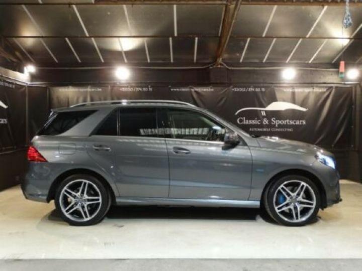 Mercedes GLE e 4MATIC PACK AMG HYBRID / GPS / PHARE LASER / GARANTIE 12 MOIS Gris métallisée  - 5